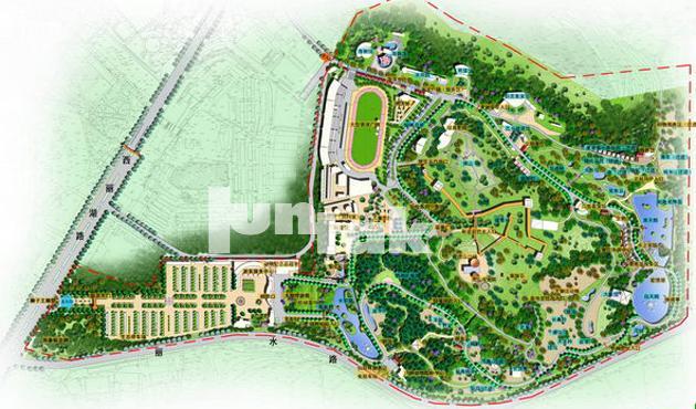 项目规模:120公顷 项目位置:广东深圳 规划理念: 深圳市野生动物园于1993年开园,已经开园15年的旅游景区,属于一个老景区,提升规划旨在立足现状,进一步完善各功能区相应的功能设施,强化功能配套,快速提升动物园整体档次和形象,加速旅游产品的更新升级,实现园区新跨越发展。因此,麟德认为必须将动物展示、动物生活环境展示与主题休闲娱乐有机融合,关注人与动物的互动体验,着重从创新产品内容、提高产品档次、完善服务设施、扩大客源市场、提高综合效益五方面提升,建设成集动物观赏、科普教育、文化娱乐功能为一体的休闲