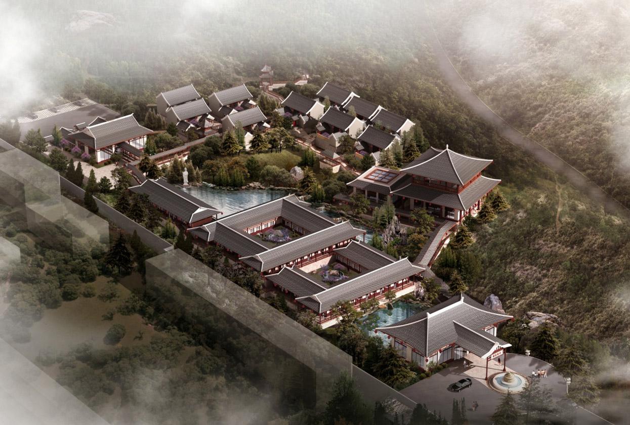 河北省秦皇岛祖山风景区提升策划暨部分区域修建性详细规划