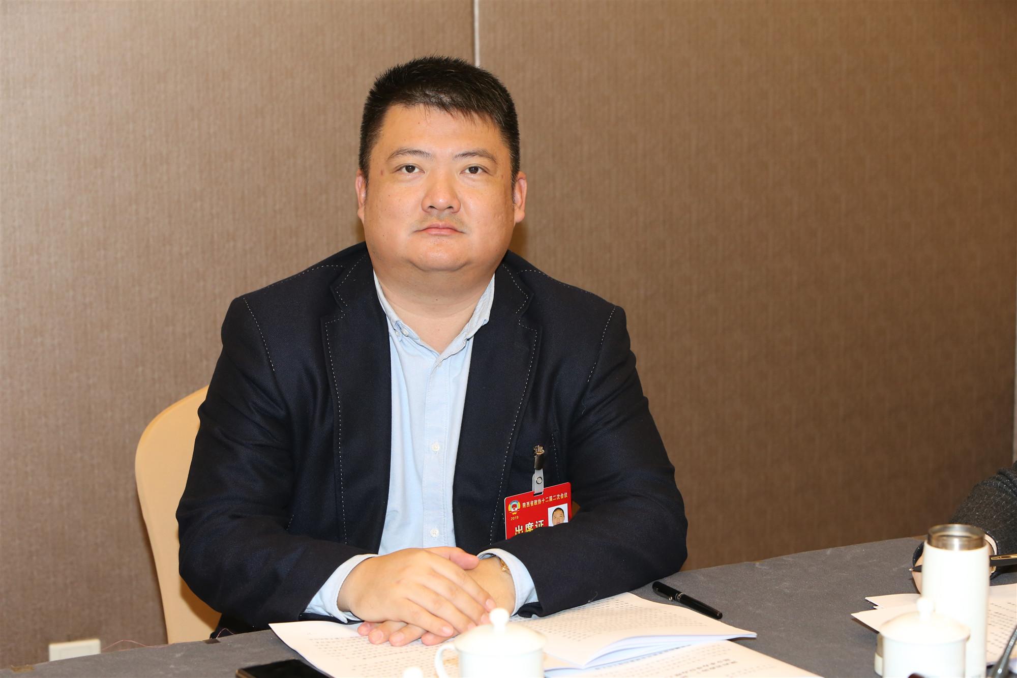 杨尚霖:让更多同胞体验黄帝文化